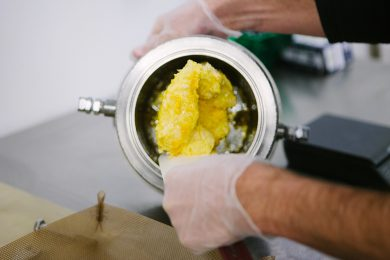 Co2 cannabis oil extraction